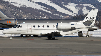 9H-GKM - Cessna 560XL Citation XLS - Krono Air
