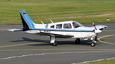 D-EGIL - Piper PA-28R-200 Cherokee Arrow - FMG - FlightTraining