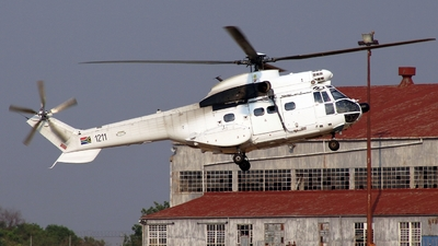 1211 - Atlas TP-1 Oryx - South Africa - Air Force