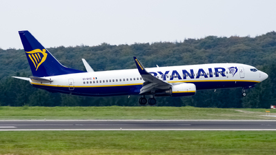 EI-DYZ - Boeing 737-8AS - Ryanair