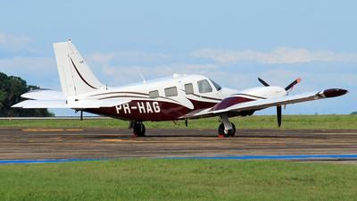 PR-HAG - Piper PA-34-220T Seneca V - Private