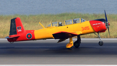 3415 - Nanchang PT-6A - Bangladesh - Air Force