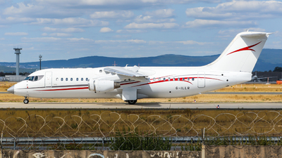 G-ILLR - British Aerospace Avro RJ100 - Cello Aviation