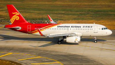 B-8693 - Airbus A319-133 - Shenzhen Airlines