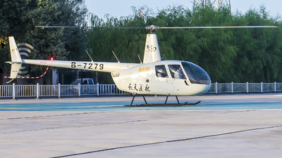B-7279 - Robinson R44 Raven - Private