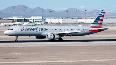 A picture of N980UY - Airbus A321231 - American Airlines - © Yan777