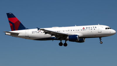 N363NW - Airbus A320-212 - Delta Air Lines