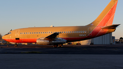 N732TW - Boeing 737-2H4(Adv) - Ameristar Jet Charter