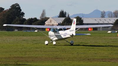 ZK-JGP - Cessna 172M Skyhawk - Waikato Aviation