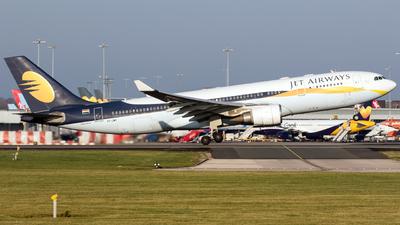 VT-JWV - Airbus A330-202 - Jet Airways