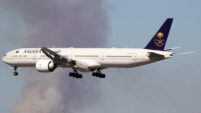 HZ-AK41 - Boeing 777-368ER - Saudi Arabian Airlines