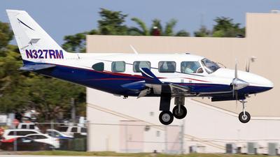 A picture of N327RM - Piper PA31325 - [317912019] - © Eddie Heisterkamp