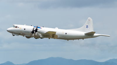 N741SK - Lockheed P-3B Orion - United States - US Department Of Homeland Security