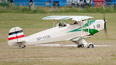 SP-YGK - Bücker 131 Jungmann - Private