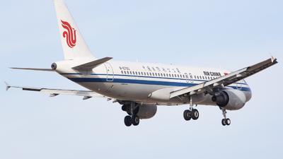 B-6793 - Airbus A320-214 - Air China