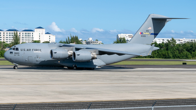 00-0183 - Boeing C-17A Globemaster III - United States - US Air Force (USAF)