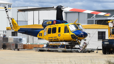 N1073W - Bell 214B-1 - McDermott Aviation