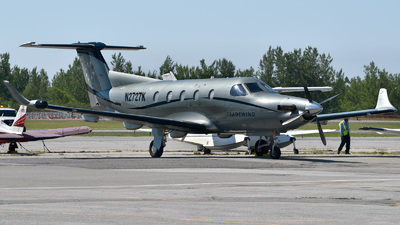 N2727K - Pilatus PC-12/45 - Tradewind Aviation