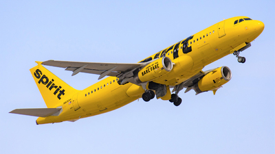 A picture of N606NK - Airbus A320232 - Spirit Airlines - © Jack Jarzynka