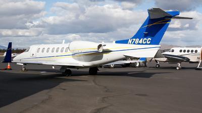 N784CC - Bombardier Learjet 40 - Private