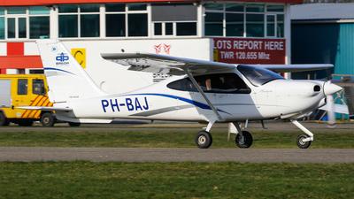 PH-BAJ - Tecnam P2010 - Breda Aviation
