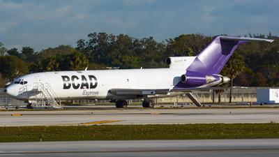 N235FE - Boeing 727-247(Adv)(F) - United States - BCAD - Broward County Aviation Department