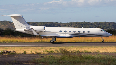 VP-BBO - Gulfstream G550 - Private