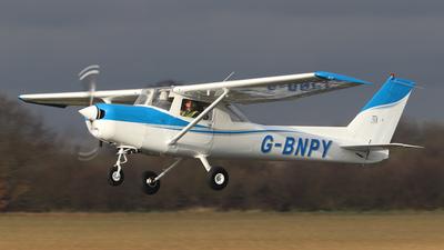 G-BNPY - Cessna 152 - Private