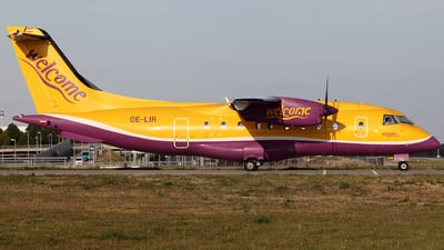 OE-LIR - Dornier Do-328-110 - Welcome Air