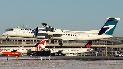 C-GWEP - Bombardier Dash 8-Q402 - WestJet Encore
