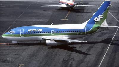 N42AF - Boeing 737-112 - Air Florida