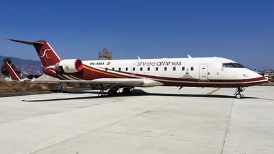 A picture of 9NAMA - Mitsubishi CRJ200ER - Shree Airlines - © Firat Cimenli