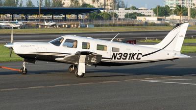 N391KC - Piper PA-32R-301T Saratoga II TC - Private