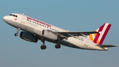 D-AGWB - Airbus A319-132 - Germanwings