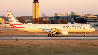 N151UW - Airbus A321-211 - American Airlines