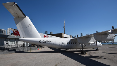 A picture of CGVPP - De Havilland Canada Dash 7 - [072] - © Mirko Bleuer