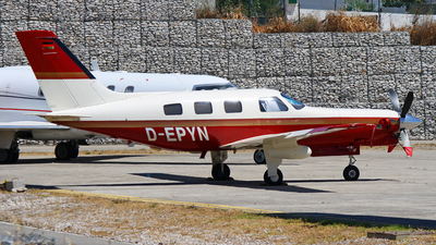 D-EPYN - Piper PA-46-350P Malibu Mirage/Jetprop DLX - Private