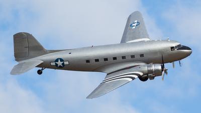 F-AZOX - Douglas C-47B Skytrain - Chalair Aviation