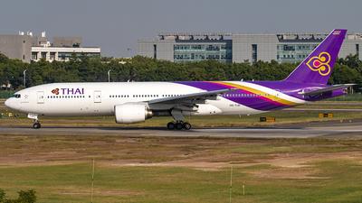 HS-TJH - Boeing 777-2D7 - Thai Airways International