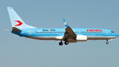 I-NEOU - Boeing 737-86N - Neos