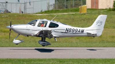 N899AM - Cirrus SR22-GTS G3 Turbo - Private