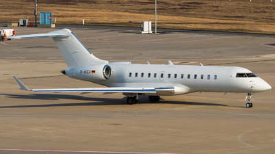 D-ACEV - Bombardier BD-700-1A10 Global Express - Private