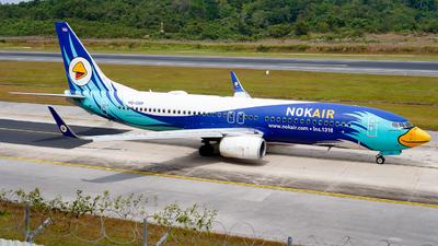 A picture of HSDBP - Boeing 7378FZ - Nok Air - © JG_Kojiro