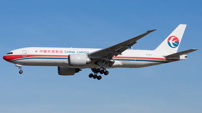 B-2077 - Boeing 777-F6N - China Cargo Airlines