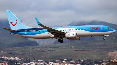 A picture of DABAG - Boeing 73786J - TUI fly - © Román A. Pérez
