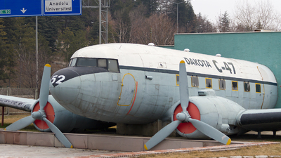 6032 - Douglas C-47A Skytrain - Turkey - Air Force