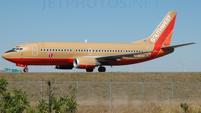 N631SW - Boeing 737-3H4 - Southwest Airlines