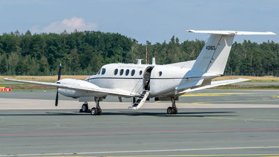 84-00156 - Beechcraft C-12U Huron - United States - US Army