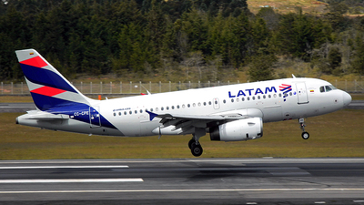 CC-CPE - Airbus A319-132 - LATAM Airlines
