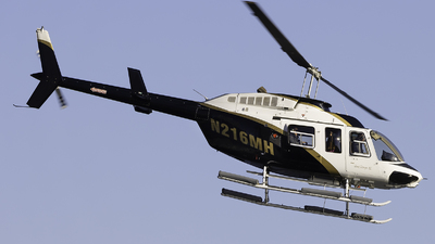 N216MH - Bell 206L-4 Long Ranger IV - Meridian Helicopters